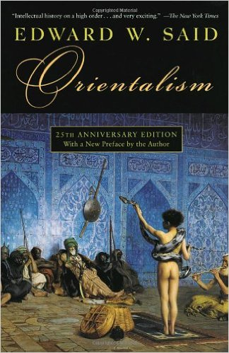 Edward W Said On Orientalism By Gaither Stewart