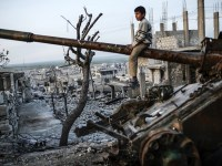 Issues At Stake In Syria's Peace Talks
