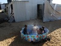 Life Turned Upside Down In Gaza