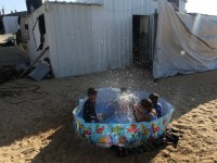 Life Turned Upside Down In Gaza