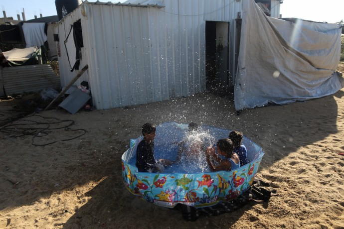gaza-children-playing