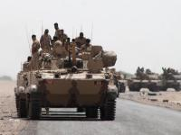 US Sells Battle Tanks To Saudi Arabia As It Renews Assault On Yemen
