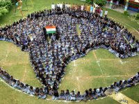 Of Celebrating India's 100th Independence Day After 30 Years……