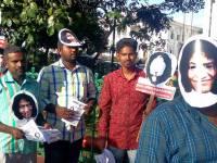 Irom Sharmila Gets Solidarity From Kerala