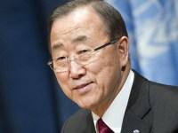 Ban Ki Moon's Apollonian Speech At BMICH Colombo