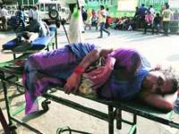 Delhi Workers In The Grip Of Fever And The Deplorable Condition Of Healthcare System