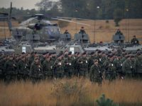 NATO Sends 4,000 Combat Troops To Poland And Baltic States