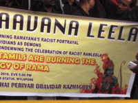 Mahishasur In The North, Ravan Leela In The South