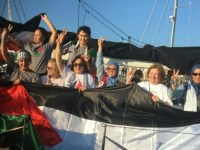 The Women's Boat To Gaza Activists Are Free And Undeterred