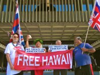 Restoring The Kingdom Of Hawaii versus Fake Hawaiian Statehood Day