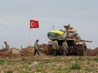 Turkey Attacks Kurd, Government Forces in Syria, Mulls Ground Assault