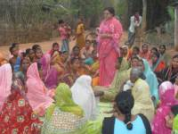 Thumbs Up To Women Power In Village India