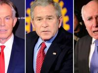 The Aggression On Iraq By Bush, Blair And Howard