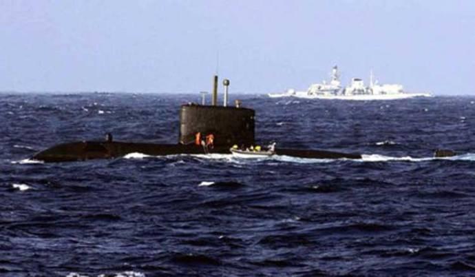 british-warship