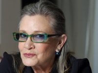 Carrie Fisher: Hollywood In-Breeding And The Velocity Of Being