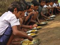 Making Aadhaar Compulsory For Mid –Day -Meal Is An Attack On Children's Right To Food