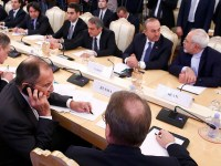 Russia, Iran And Turkey Issue Joint Declaration On Syrian Settlement