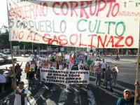 Mexican Government, Trade Unions Mobilize Against Protests To Pave The Way For Trump