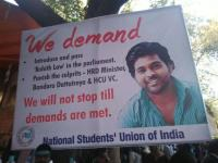 A Year Of Continued Denial Of Justice For Rohith Vemula