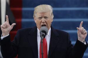 "Trump's Inaugural Address: Neoliberal Anti-Christ Donald Trump's ""America First"" Trumps Jesus' ""Love Thy Neighbour"""