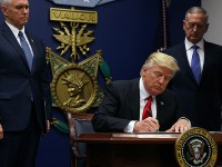 Trump Orders Military To Prepare For War