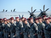 First Permanent Deployment Of US Troops On Russian Border Since Cold War
