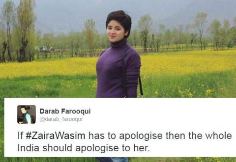 Trolling Of Zaira Wasim: Why The Selective Generalisation?