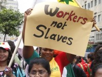 Workers' Rights Derailed