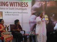 'Bearing Witness: Sexual Violence in South Chhattisgarh' – Book by WSS Released