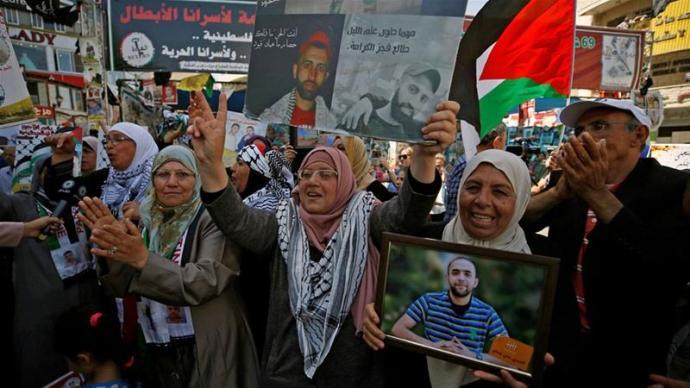 palestine-hunger-strike