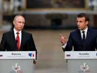 French Media Hail Macron's Moves Away From US Anti-Russian Policies