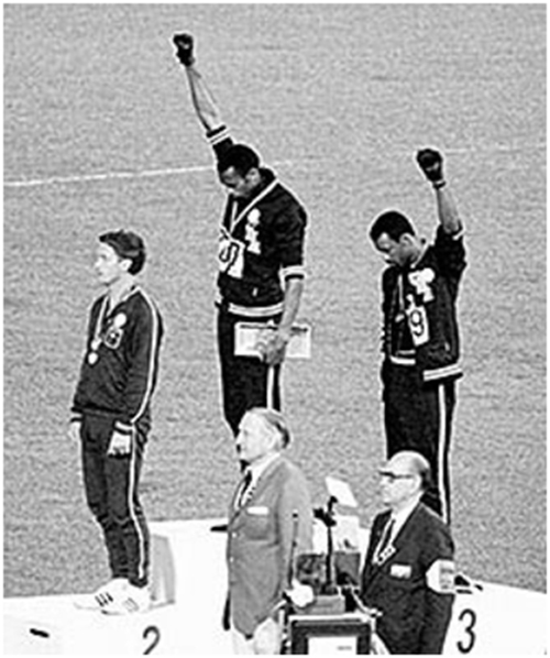 black-power-salute