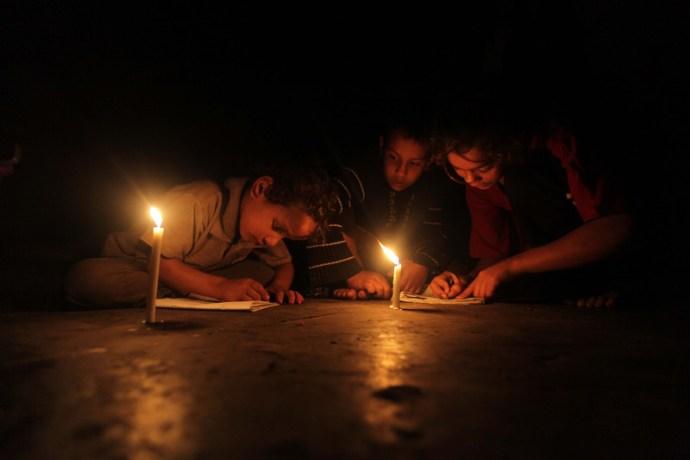 gaza-electricity