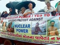 Nuclear Power Plant In Gujarat Shifted To AP, Agitators Say 'Not Here, Not Anywhere'