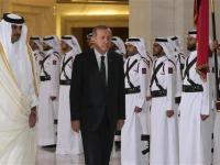 Turkish President Tayyip Erdogan Backs Qatar In Dispute With Saudi Arabia