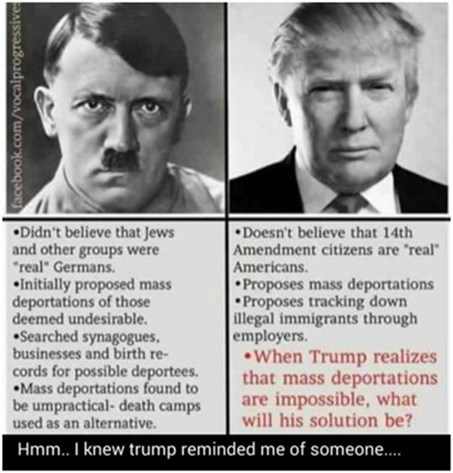 trump-hitler