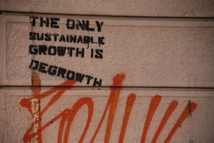 degrowth photo