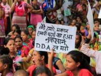 DDA Agrees To Stop Demolition Of Slums In Baljeet