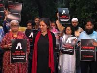Protests At Jantar Mantar, To Mourn Amarnath Killings