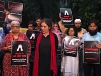 Protests At Jantar Mantar, To Mourn Amarnath Killings