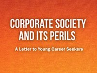 Coporate Society And Its Perils