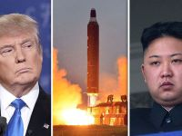 Fears Of Nuclear War Grow After Trump's Threat To Annihilate North Korea
