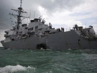 Disaster In The Sea Lanes: Bruising The US Navy