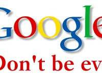 Google Censorship & Zionist Constraint On Effective Free Speech Threaten Planet
