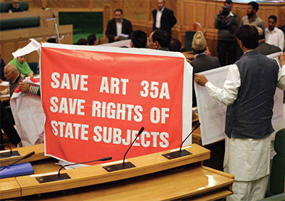 jk-parliment-article 35A