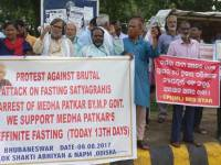 Protests Across India Against The Brutal Arrest Of Medha Patkar And Others