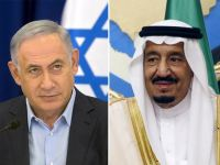 Saudi Arabia And Israel Are Best Buddies