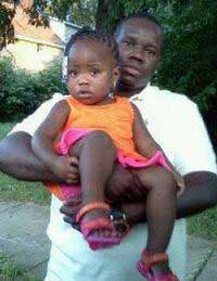 Smith With Daughter
