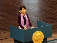 Message To Aung San Suu Kyi
