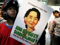 Aung San Suu Kyi, Nobel Prizes And The Rohingyas